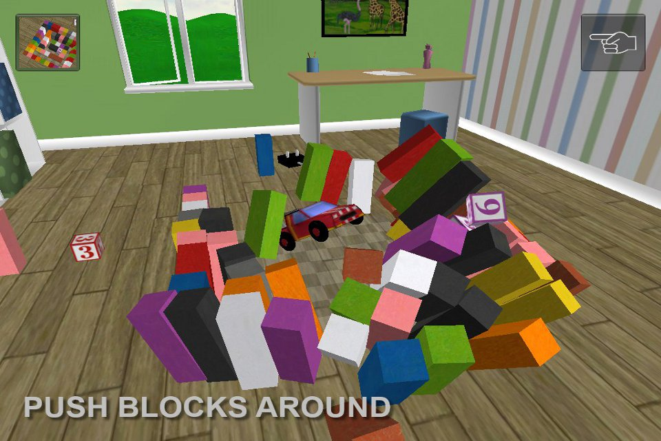 Screenshot Block Builder 3D