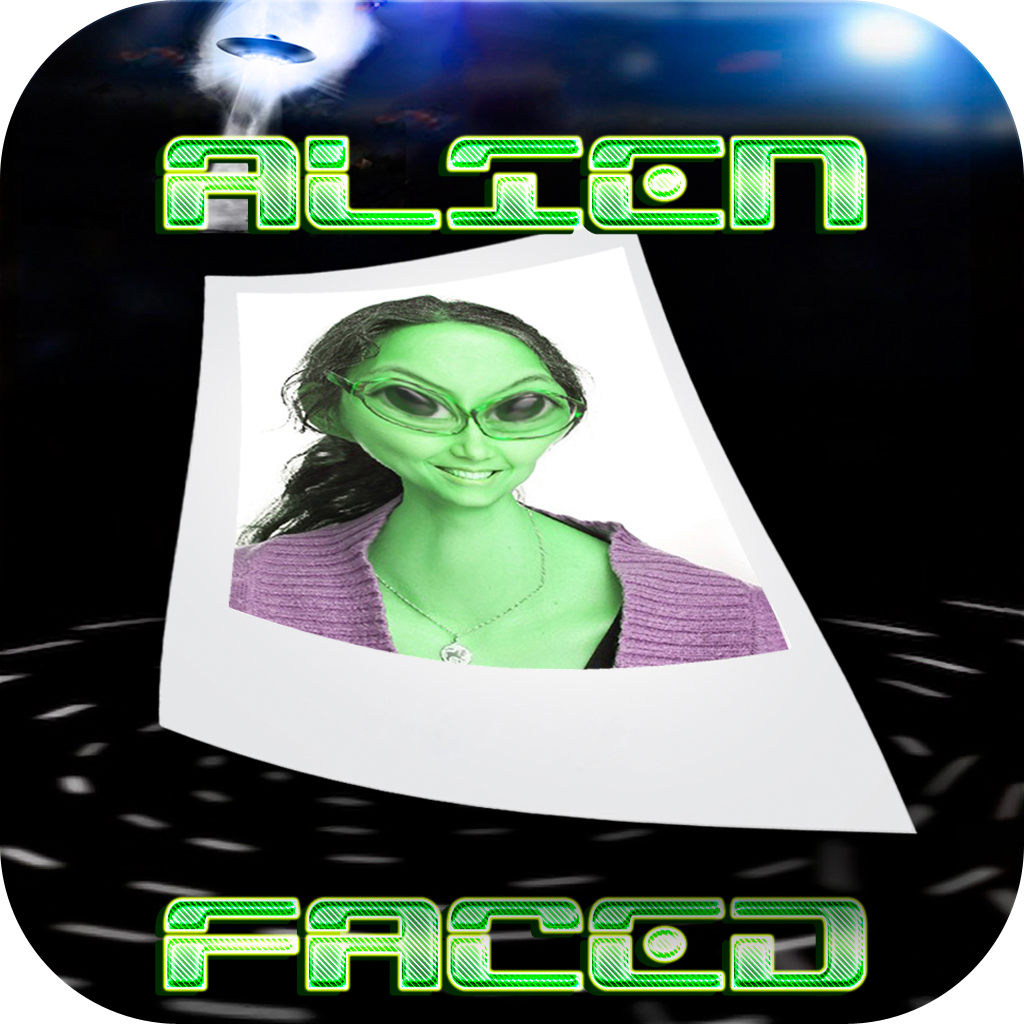 AlienFaced – The Alien Face Booth